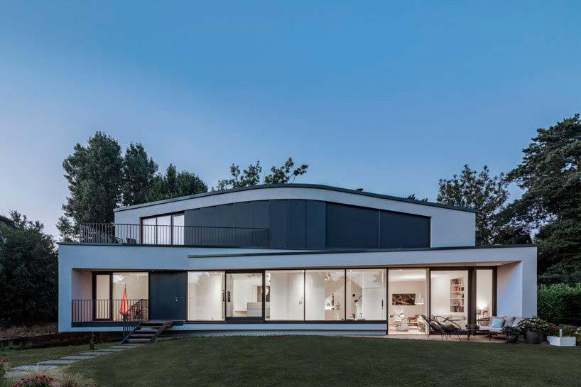 Загородный дом Haus B в Германии. Проект One Fine Day