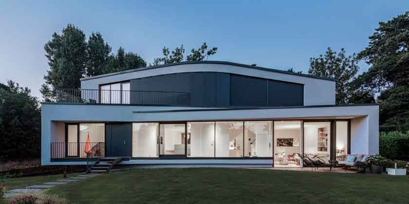 Загородный дом в Германии по проекту One Fine Day | фото