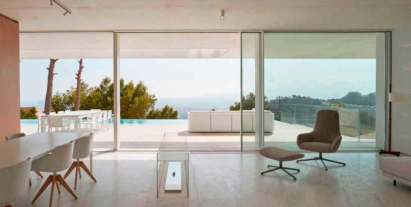 Красивый дом от испанского архитектора Рамона Эстеве