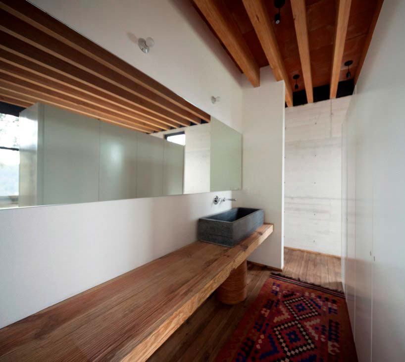 Спартанский дизайн ванной комнаты