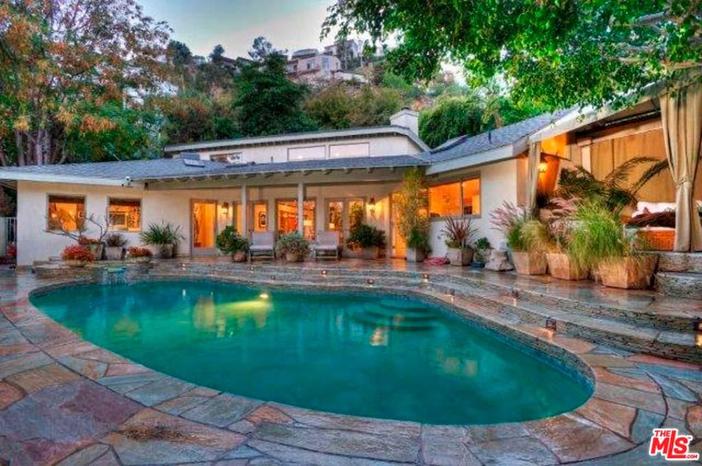 Дом Сандры Буллок в Лос-Анджелесе