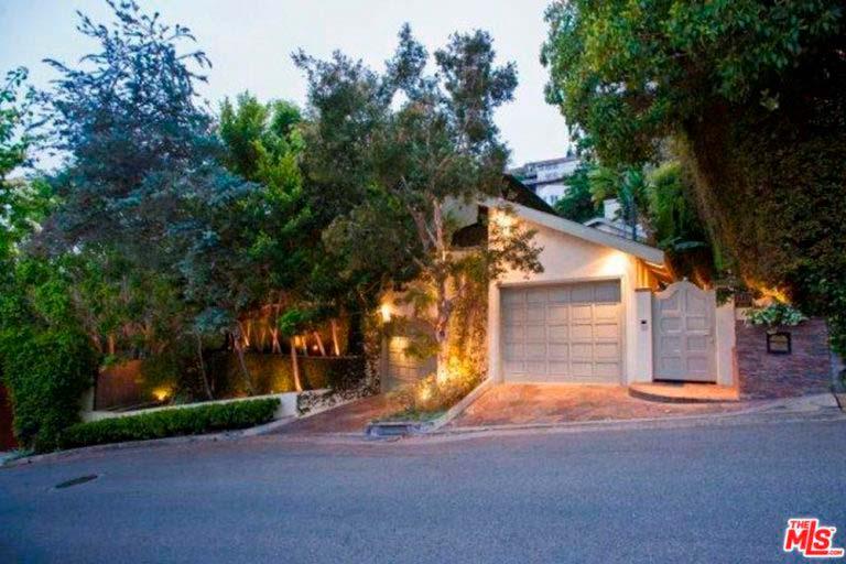 Дом знаменитости в Лос-Анджелесе
