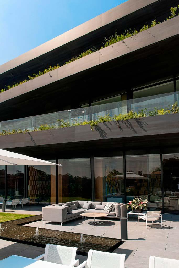 Элитный многоквартирный дом в Мехико