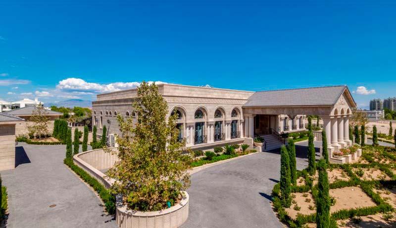 Новая вилла в Лас-Вегасе Флойда Мейвезера