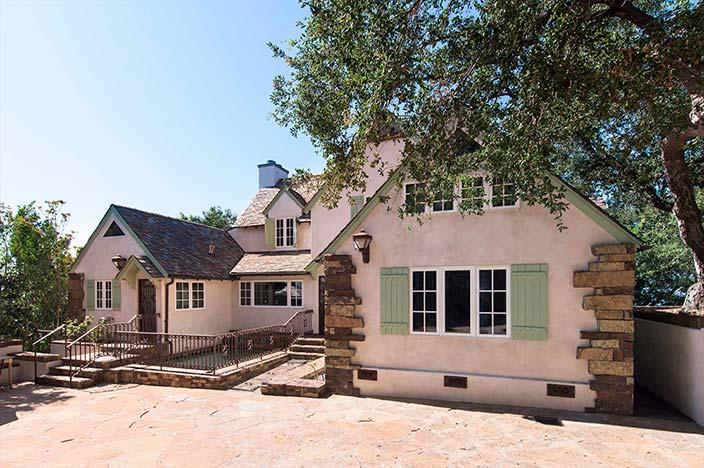 Дом Евы Лонгории в Лос-Анджелесе