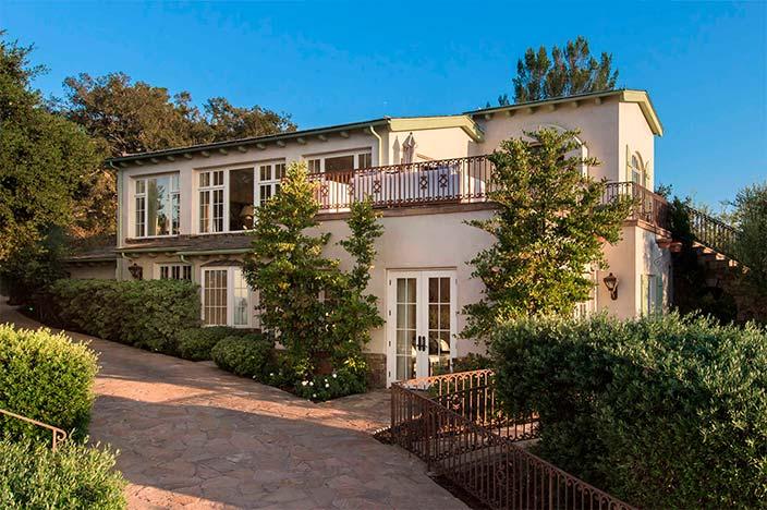 Дом Евы Лонгории в Голливуде