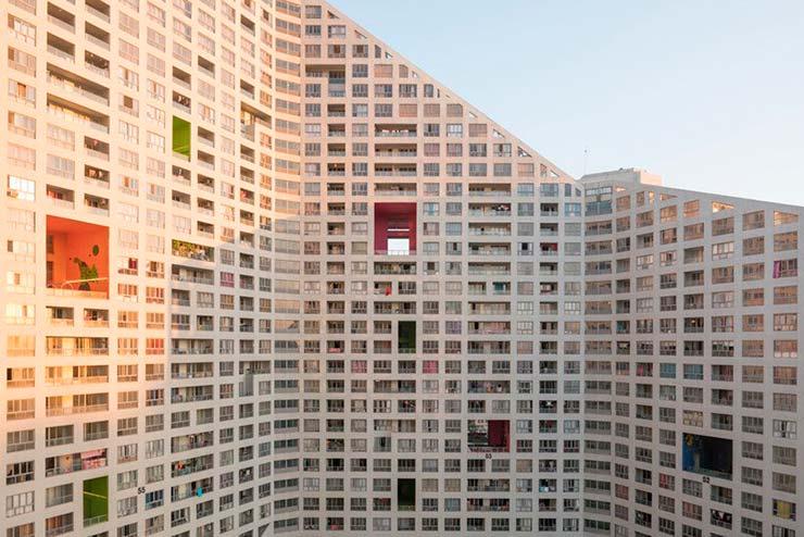 ЖК Future Towers на 1000 квартир. Проект от MVRDV