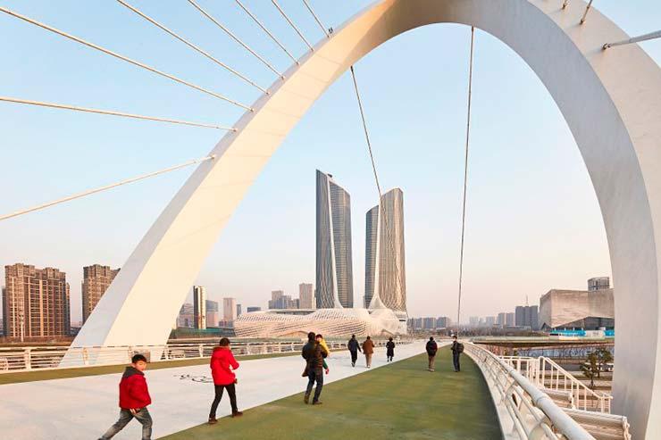 Комплекс Небоскребы Nanjing International Youth Cultural Centre