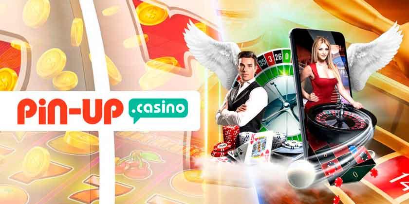 Коротко про Pin Up Casino онлайн. Вход через ruslots777.com