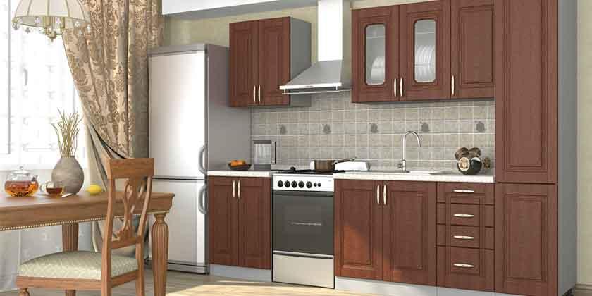 Выбираем готовый кухонный гарнитур: на что обратить внимание