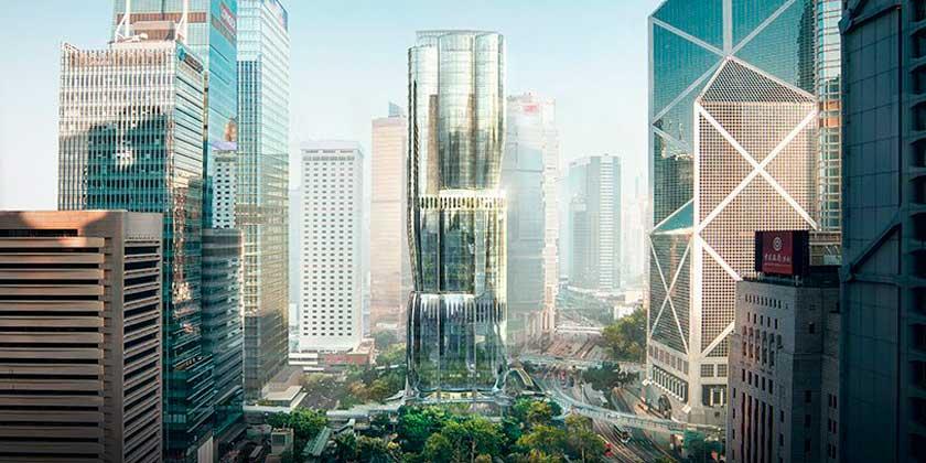Бюро Захи Хадид готовит небоскрёб 2 Murray Road для Гонконга