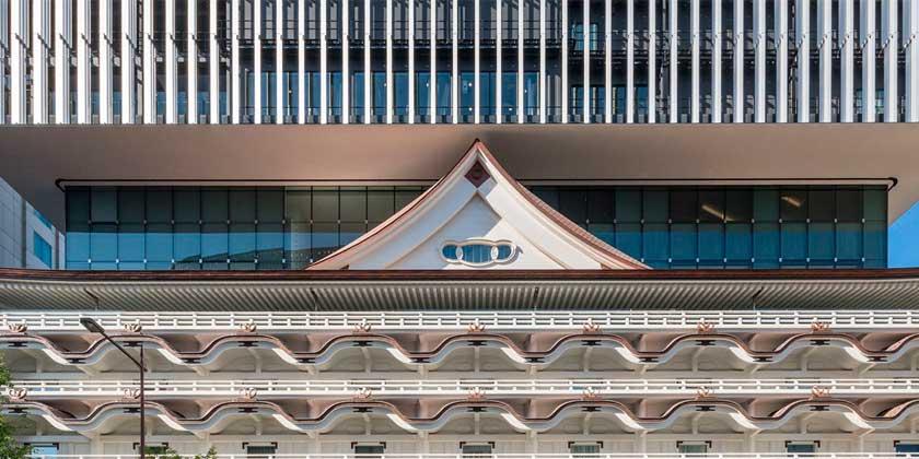 Kengo Kuma построила Hotel Royal Classic в Осаке
