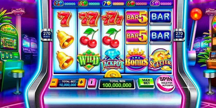 Основные преимущества игровых автоматов онлайн
