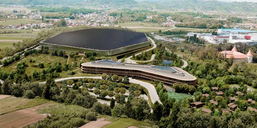 Rimac построит производственный центр в Хорватии 🏭