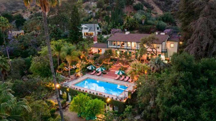 Хелен Миррен продаёт огромный дом в Голливуде за $18,5 млн