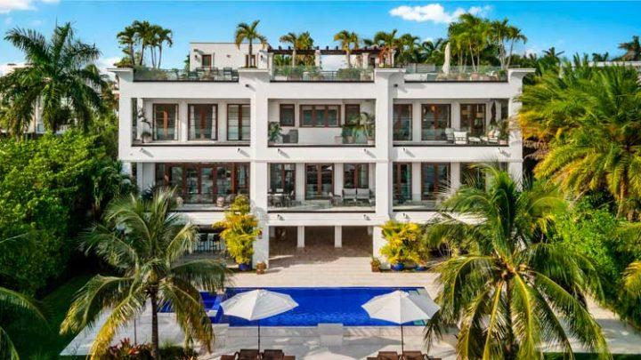 Боскёр Флойд Мейвезер купил дом в Майами за $18 млн