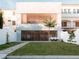 Company Studio построила дом в марокканском стиле на Майорке
