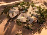 В золотых дюнах пустыни Катара построят элитный отель