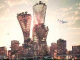 BIG проектирует город-утопию Telosa на 5 млн жителей