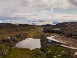 В Гренландии построен Центр климатических исследований